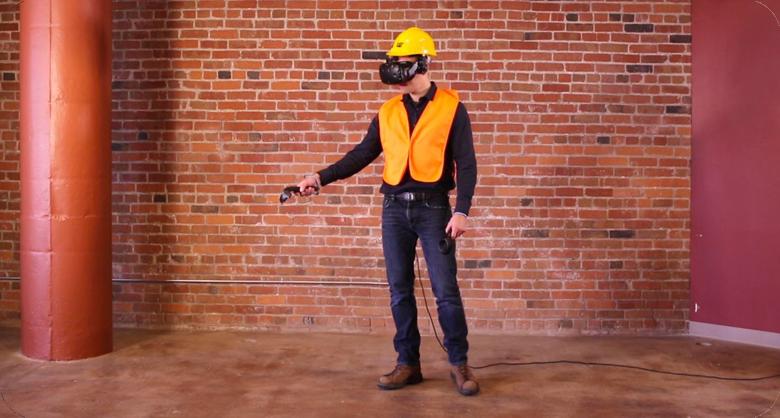 VR İş Güvenliği Uygulaması